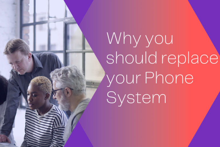 Why you should replace your business phone system