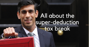 All about the super-deduction tax break